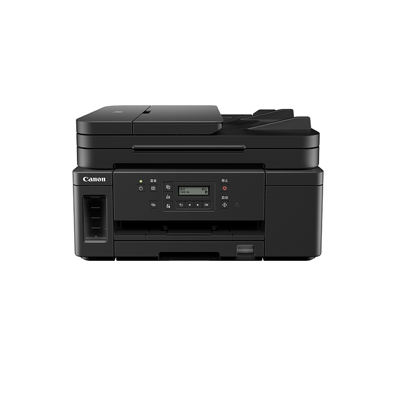 佳能(Canon)GM4080 A4黑白喷墨多功能一体机 标配